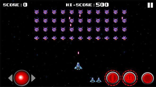 SpaceShips Games